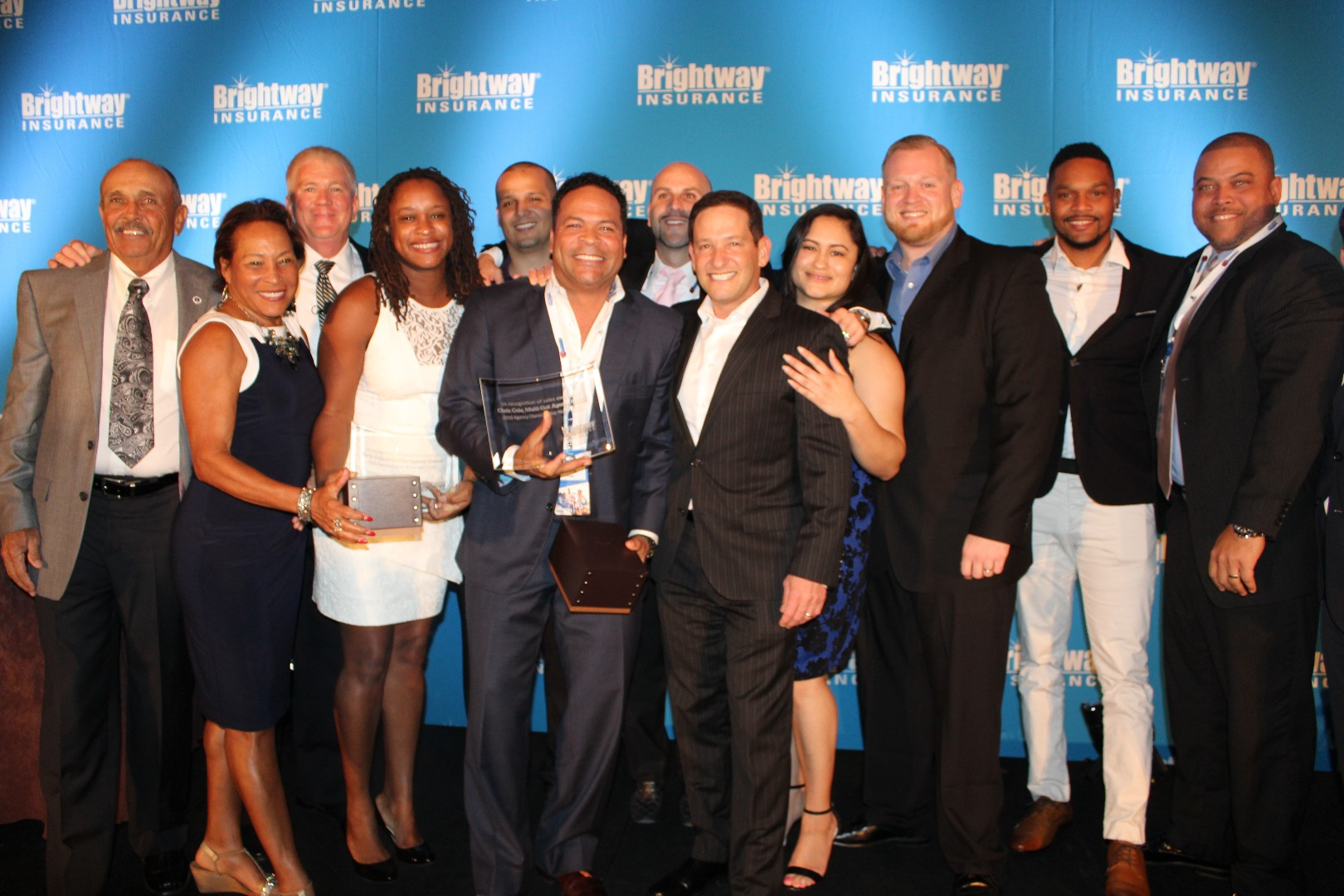 01.20.2017_Multi-unit Owner, Chris Cole, brings home Brightway Insurance's top award for exceptional performance in 2016.JPG