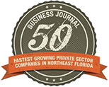 Business Journal 50 Fastest Growing Companies