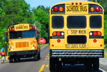 School Bus Traffic Safety