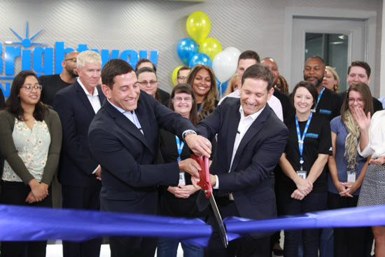 Ribbon Cutting Newsroom